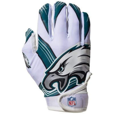 Green Bay Packers Kids' Receiver Gloves M : Target
