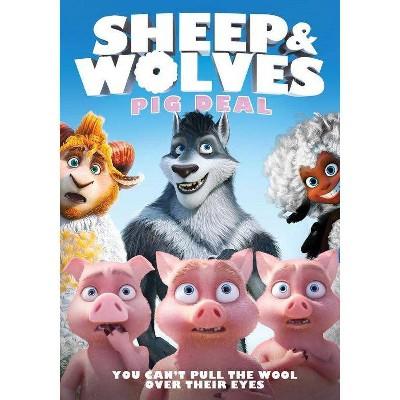 Sheep & Wolves: Pig Deal (DVD)(2021)