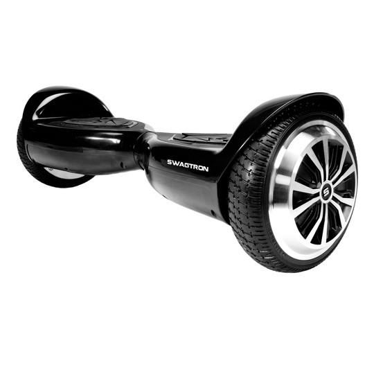 Swagtron T5 Hoverboard - Black image number null