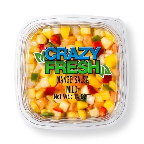 Crazy Fresh Mango Salsa - 14oz - image 1 of 1