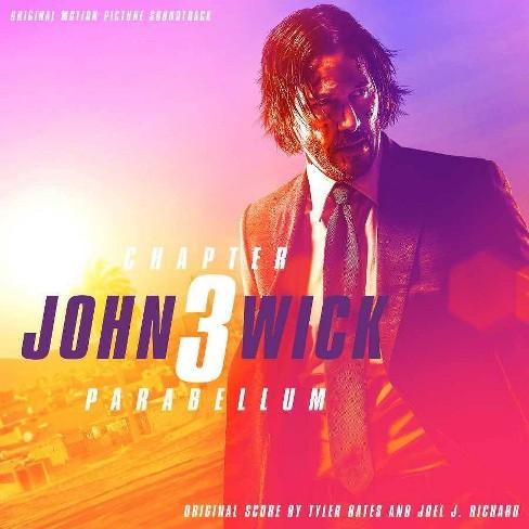 Tyler Bates - John Wick 3 (OSC) (CD) - image 1 of 1