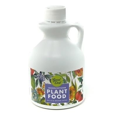 Good Dirt Naturals Indoor/Outdoor Plant Food - 15 fl oz