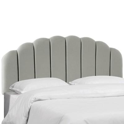 Shell Headboard - Skyline Furniture