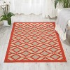 Nourison Aloha ALH03 Red Indoor/Outdoor Area Rug - image 2 of 4