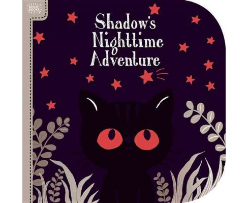 Shadow's Nighttime Adventure (Hardcover) (Megan Roth) - image 1 of 1