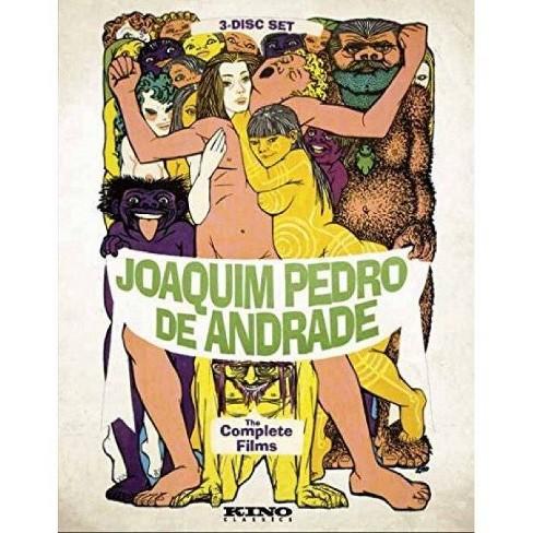 Joaquim Pedro De Andrade: The Complete Films (Blu-ray) - image 1 of 1
