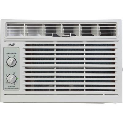 Arctic King 5000 BTU Window Air Conditioner Mechanical Controls White