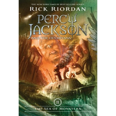 The Sea of Monsters ( Percy Jackson and the Olympians) (Reprint) (Paperback) by Rick Riordan