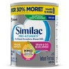 Similac Pro-Advance Non-GMO Infant Formula with Iron Powder - 30.8oz - image 3 of 4