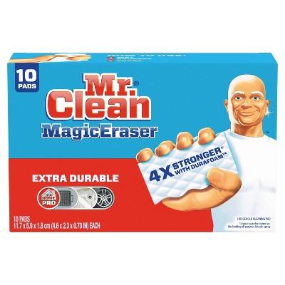 Mr. Clean Magic Eraser Extra Durable Disinfectant - 10ct