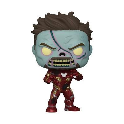 Funko POP! Marvel: What If...? - Zombie Iron Man