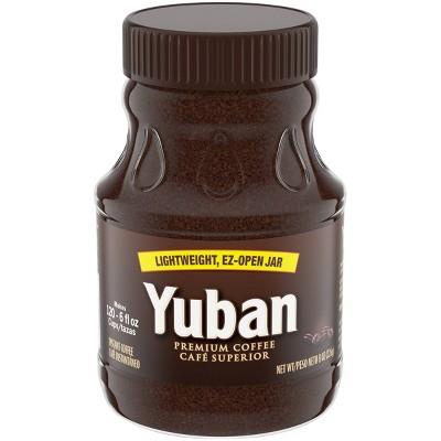 Yuban Premium Medium Roast Ground Coffee - 8oz