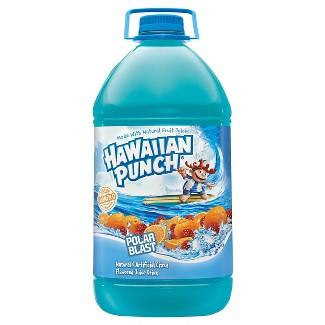 Hawaiian Punch Polar Blast - 1 gal Bottle