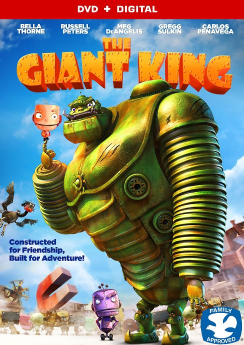 Giant king (DVD) - image 1 of 1