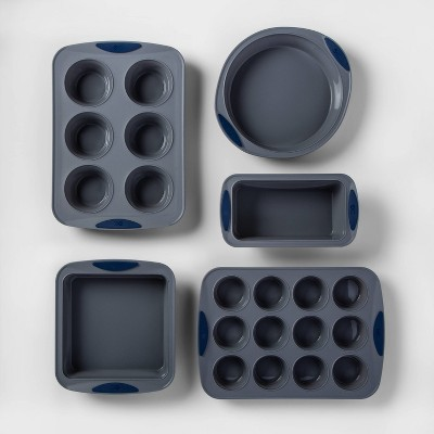 5pc Silicone Bakeware Set - Made By Design™