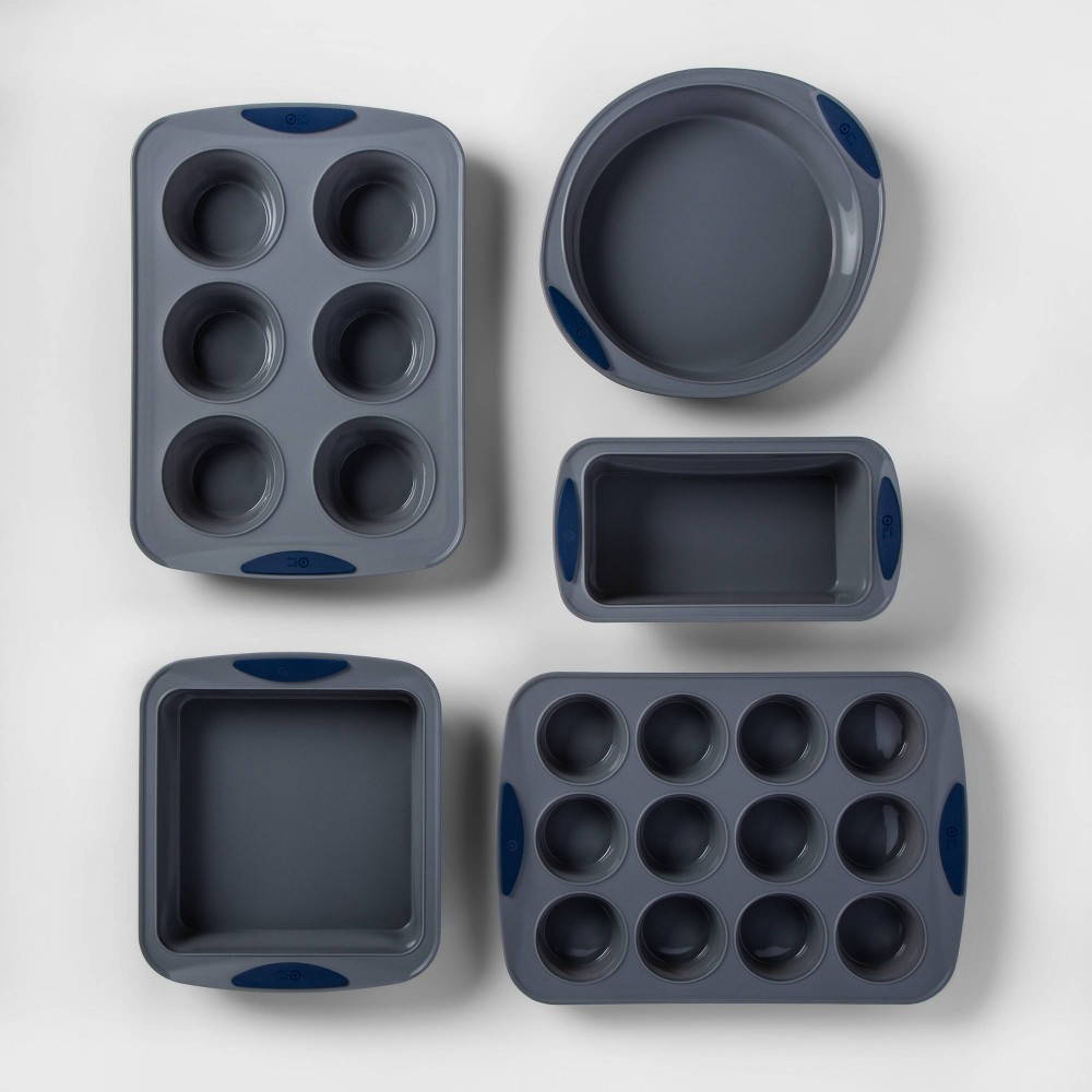 Image of 5pc Silicone Bakeware Set - Made By Design