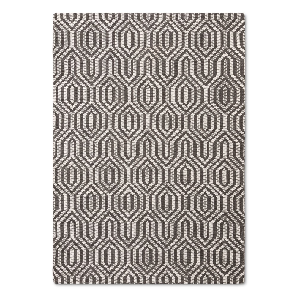 Jacquard Woven Area Rug 9'X12' - Threshold, Multicolored