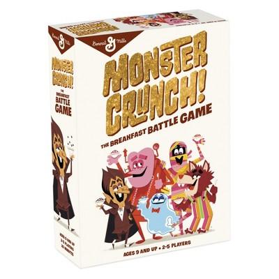 Monster Crunch! The Breakfast Battle Game