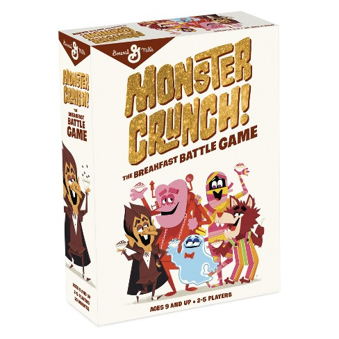Monster Crunch! The Breakfast Battle Game - image 1 of 3