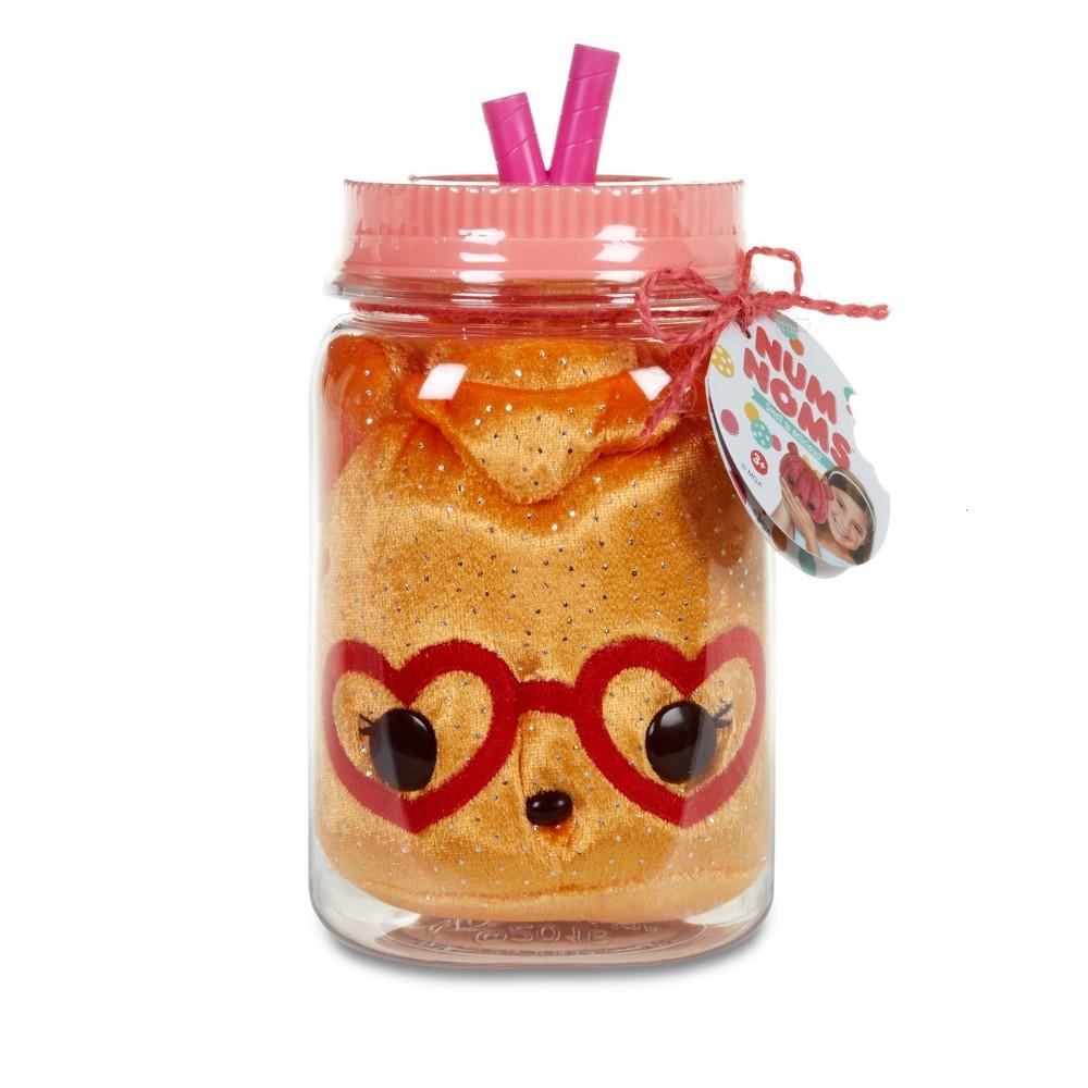 Num Noms Surprise in a Jar - OJ Bear Scented Plush