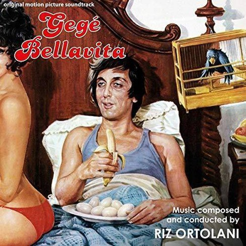 Ortolani riz - Gege bellavita (CD) - image 1 of 1