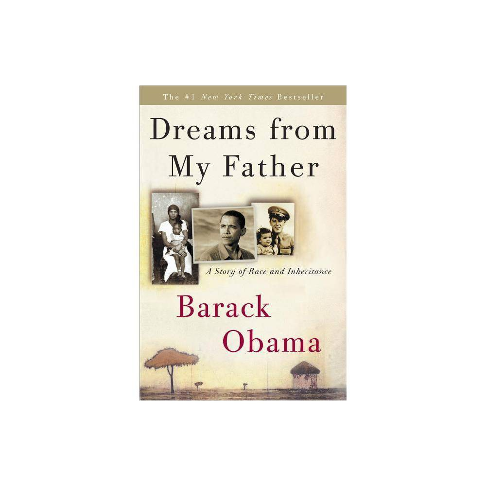 Dreams From My Father By Barack Obama Hardcover