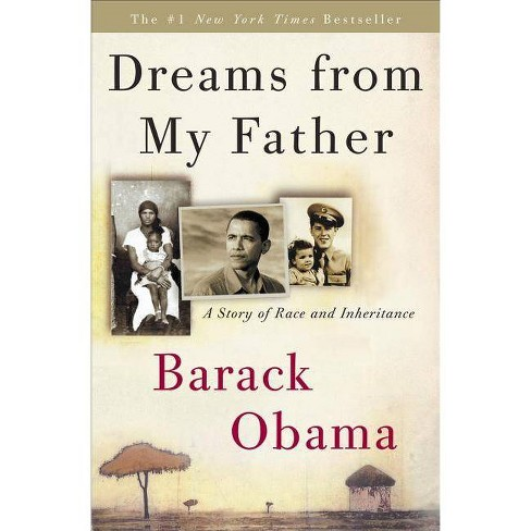 Dreams from My Father - by  Barack Obama (Hardcover) - image 1 of 1
