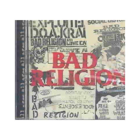 Bad Religion - All Ages (CD) - image 1 of 1