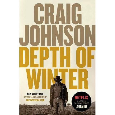 Depth of Winter - (Longmire Mystery) by  Craig Johnson (Hardcover) - image 1 of 1