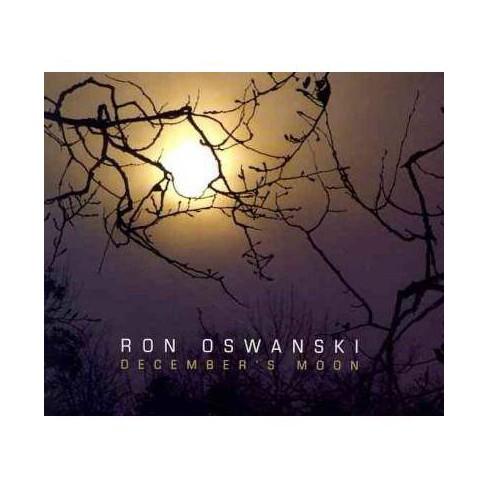 Ron Oswanski - December's Moon (CD) - image 1 of 1