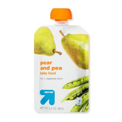 Baby Food, Pear Pea - 3.5oz - Up&Up™