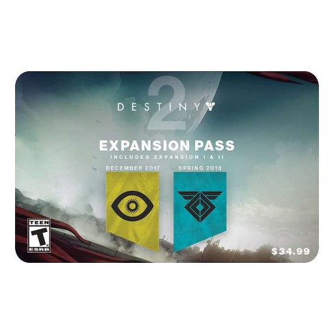Destiny 2: Expansion Pass - PlayStation 4 (Digital) - image 1 of 1