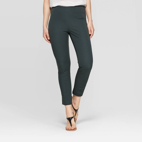 Women's Regular Fit High-Rise Skinny Ankle Pants - A New Day™ - image 1 of 3