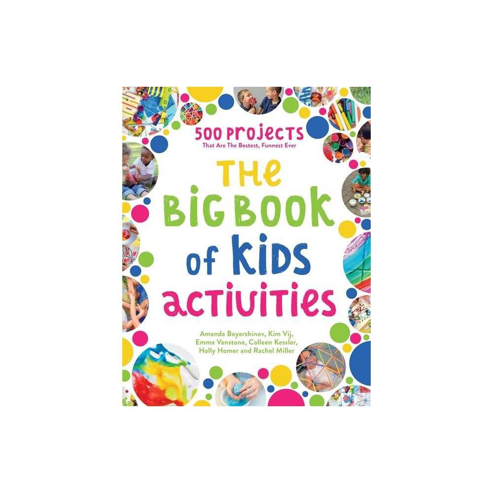 The Big Book Of Kids Activities Paperback
