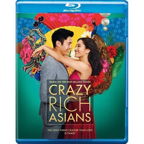 Crazy Rich Asians (Blu-Ray) - image 1 of 1