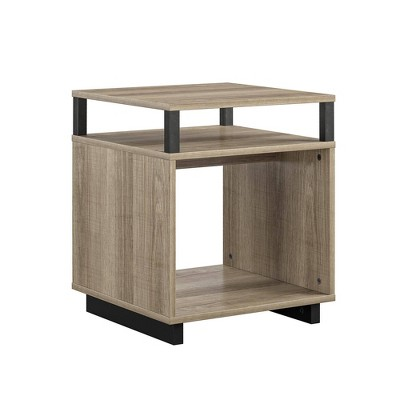 Jude Open Back End Table - Room & Joy