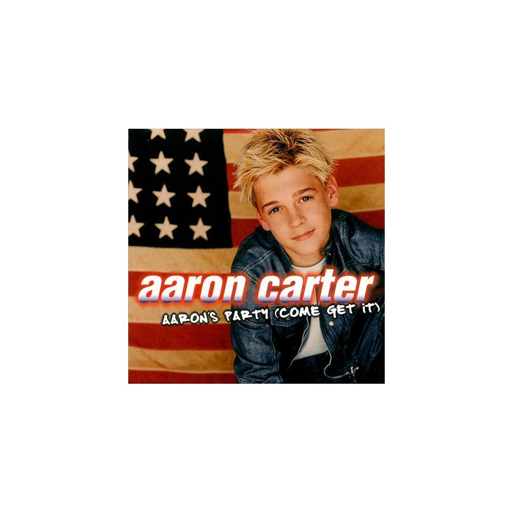 Aaron carter - Aaron's party-come get it (CD)