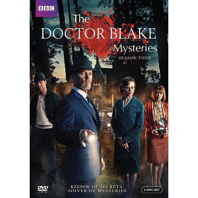 The Doctor Blake Mysteries: Season Four (DVD)(2018)