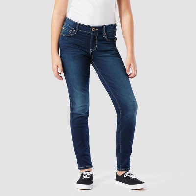 DENIZEN® from Levi's® Girls' Mid-Rise Skinny Jeans