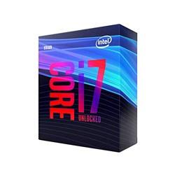 Intel Core i7-9700K Desktop Processor - 8 cores & 8 threads - Up to 4.9 GHz - Socket H4 LGA-1151 - Intel UHD Graphics 630