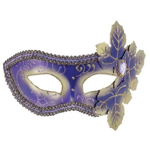 Venetian Mask Purple - image 1 of 1
