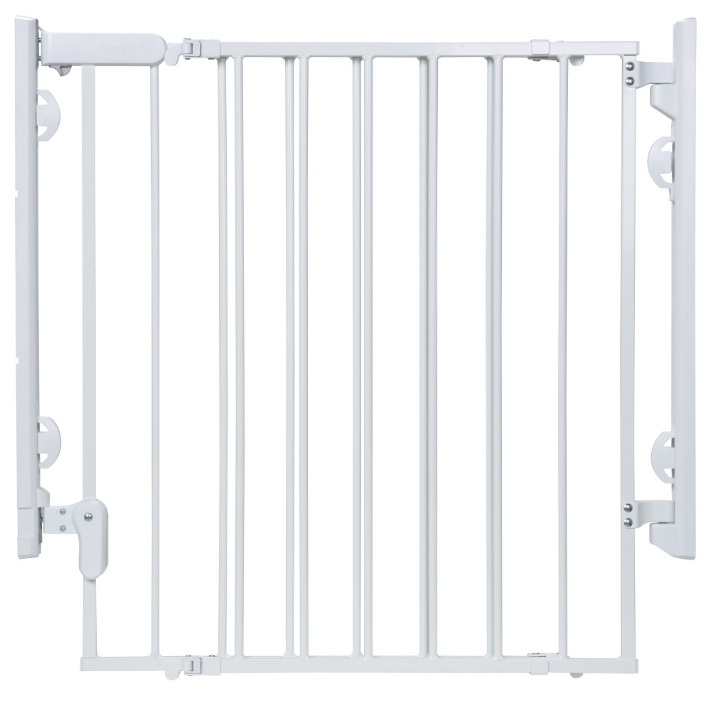 Image of Safety 1st Ready to Install Gate - White