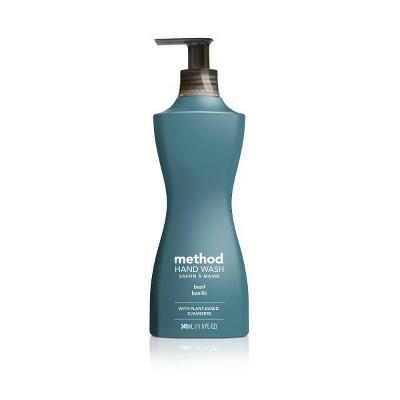 Method Gel Hand Soap - Basil - 11.5 fl oz