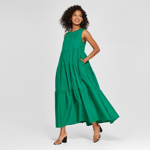 432bbaa0bf1 Women s Tiered Maxi Dress - Who What Wear™   Target