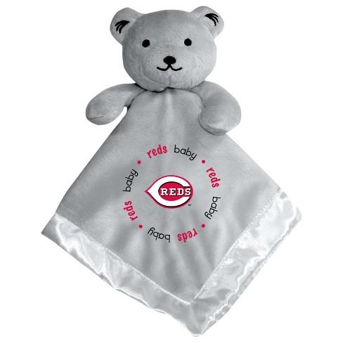 MLB Cincinnati Reds Gray Baby Bear - image 1 of 1