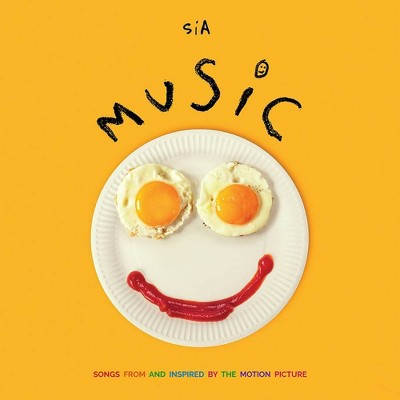 Sia - Music (Songs From and Inspired By The Motion Picture) (CD)
