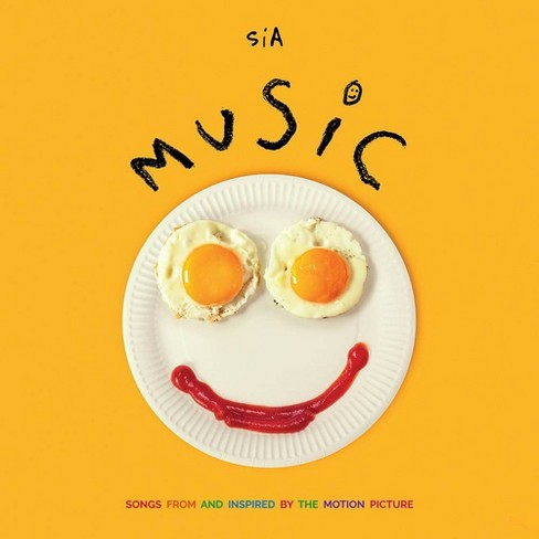 Sia - Music (Songs From and Inspired By The Motion Picture) (CD) - image 1 of 1