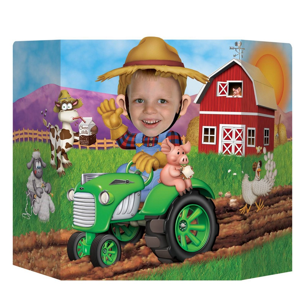 Image of Farm Photo Prop, party decorations and accessories
