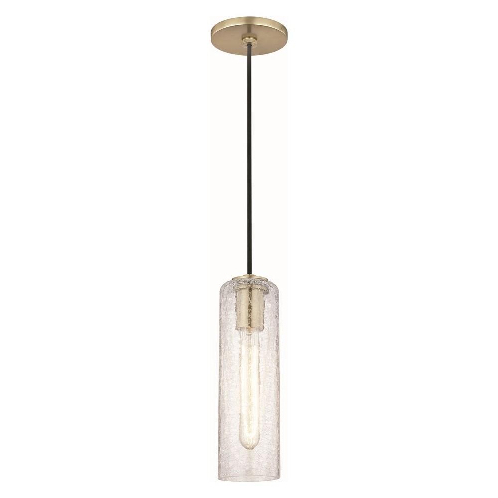1pc Skye Light Pendant Brass - Mitzi by Hudson Valley