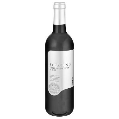 Sterling Vintner's Merlot - 750ml Bottle